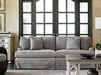 Urban Cottage Slipcover Event - Receive 2 Complimentary Toss Pillows with Slipcover Sofa purchase