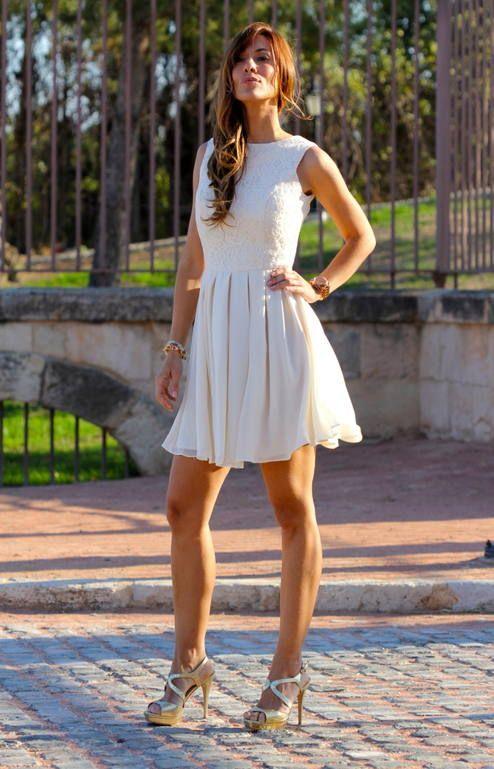 Kuka  Chic Shop White Night Out Dress  #White  Chic Shop #White #Night Out #Dress #Dresses #White Clothing #Night Out Clothing #Easy Clothing #Preppy Clothing #Cocktail Clothing #PArty Clothing #Fashion #Blogger #Women #Like A princess By Kuka