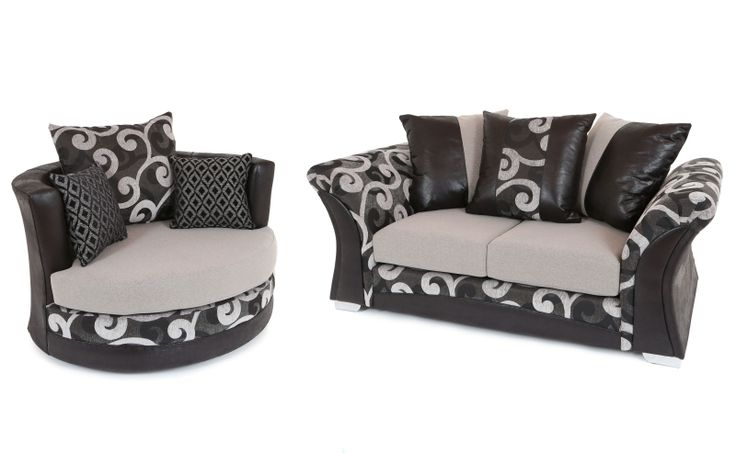 With a contemporary styled design and a striking contrast of textures, shapes and quality fabrics, this brand new British made sofa makes a sophisticated addition to any living space. The Zoe sofa is available in a 2 + swivel cuddle chair set in various colour fabrics for just £449. Tel: 07446824535 (Mon-Sun 9am to 9pm) Tel: 0161 620 6517 (Mon-Fri 9am to 6pm)