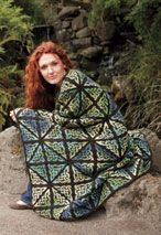 Glass Knot Afghan Pattern: Afghan Patterns, Pattern Pattern, Knot Afghan, Glass Knot
