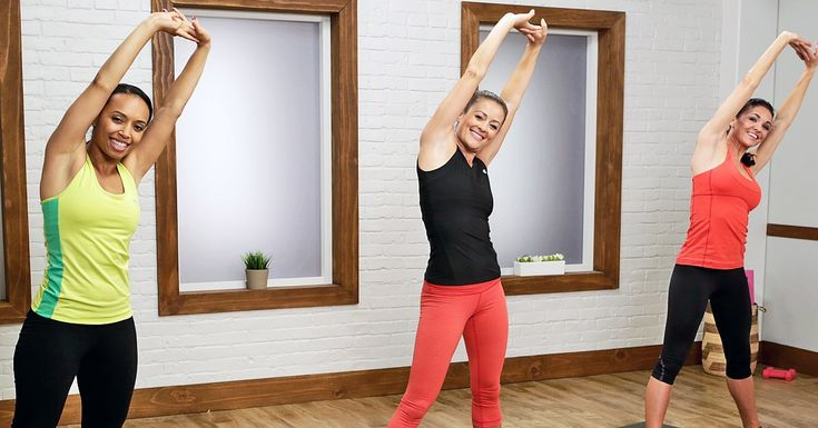 When it comes to getting your sweat on, does your studio apartment feel like a prison cell? Inspired by Orange Is the New Black, we've created a workout designed for cramped spaces. You can work your entire body with very little elbow room in just 10