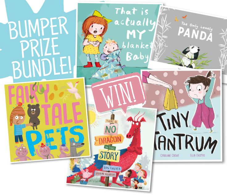 Win this gorgeous bumper bundle of books from Little Tiger Press and Bloomsbury with Storytime Issue 35 (out in July 2017). Enter here: http://www.storytimemagazine.com/win