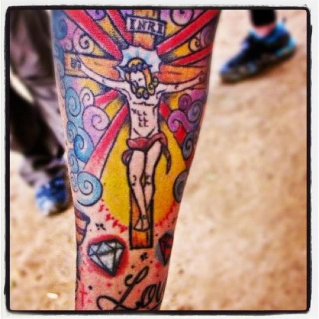 #Jesus #Tattoo #Ink :)