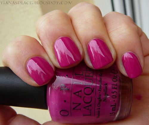opi: dim sum plum...great summer color