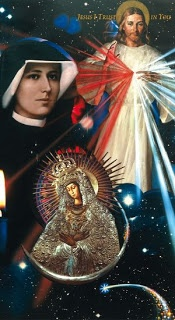 The Catholic Eye: St. Faustina & Divine Mercy