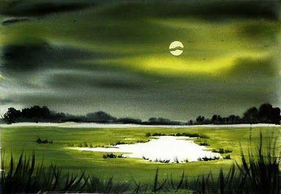 Tito - BluOltremare: Chiaro di luna 1 / Moonlight 1