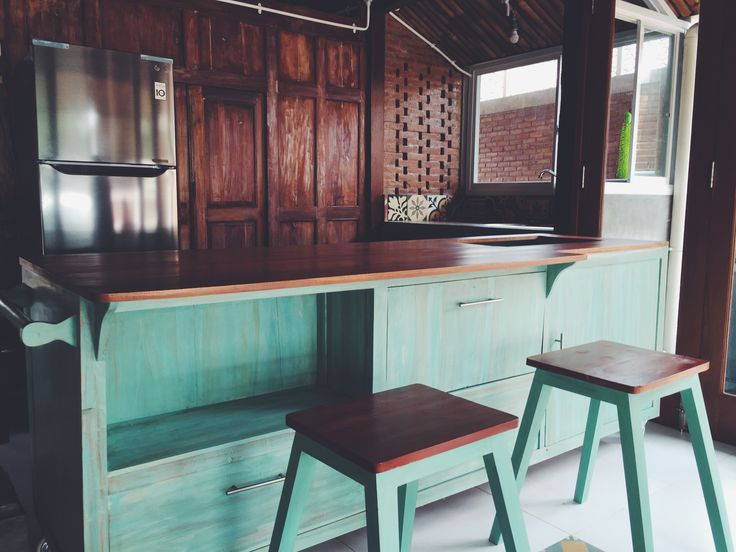 Free to move kitchen set  #HandyBunny #Earthmade #Handmade