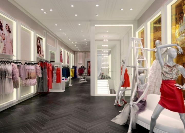 142 best boutique store interior images on pinterest