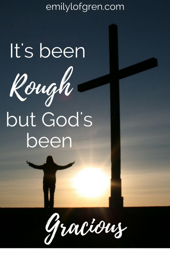 This has been the hardest season of life as I've battled Lyme Disease, Hashimoto's, co-infections, and more. Even in the darkest times, God has been there and has been so gracious!