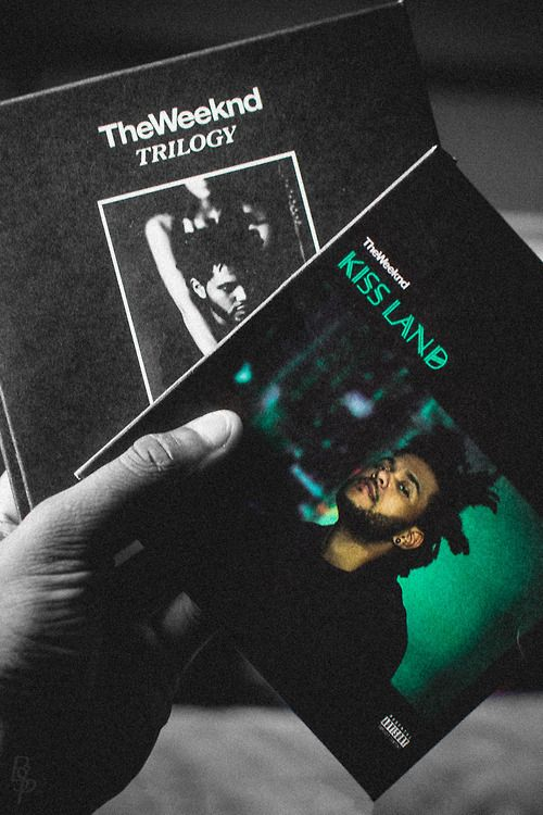 Literally probably the best albums from the weeknd and that I've ever heard ❤️