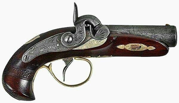 Philadelphia Derringer - 44. Cal - Pistol