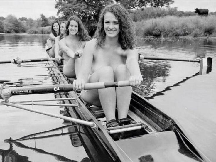 As 11 integrantes do time feminino de remo da Universidade de Warwick, no Reino Unido, posaram nuas para um calendário beneficente. As jovens, com idades entre 18 e 21 anos, tiraram a roupa e enfrentaram o frio no rio Avon para arrecadar dinheiro e ajudar uma fundação que cuida de pacientes com câncer.
