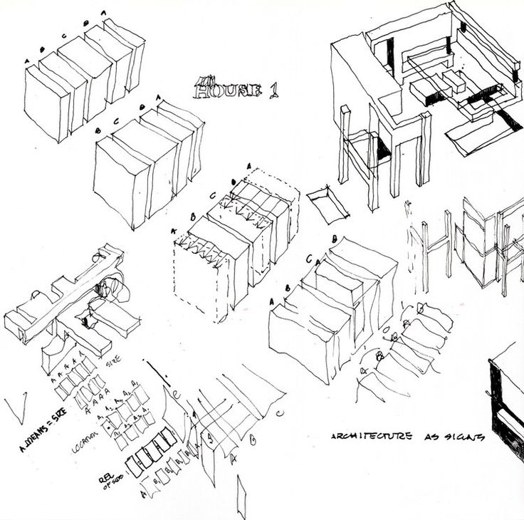 Eisenman's Evolution: Architecture, Syntax, and New Subjectivity