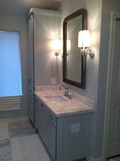 171 Best Images About Home Hall Bath Cabinetry On