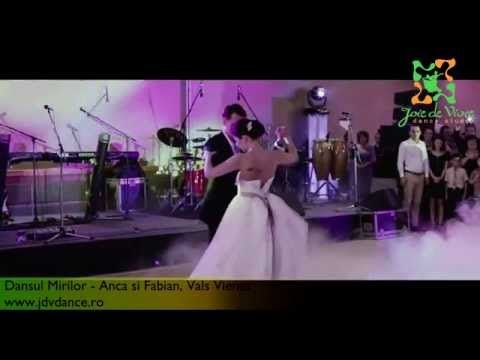 Dansul Mirilor, Vals Vienez - And the waltz goes on - YouTube