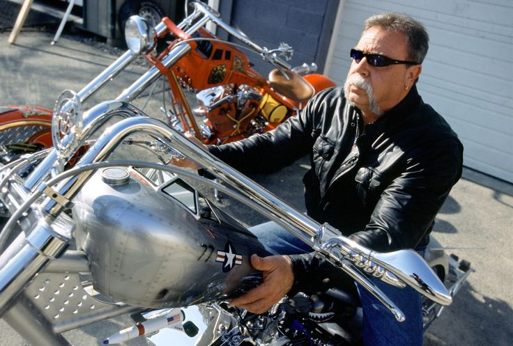 paul teutul sr design | This photo of Paul Teutul Sr. is more than 12 years old. Think about ...