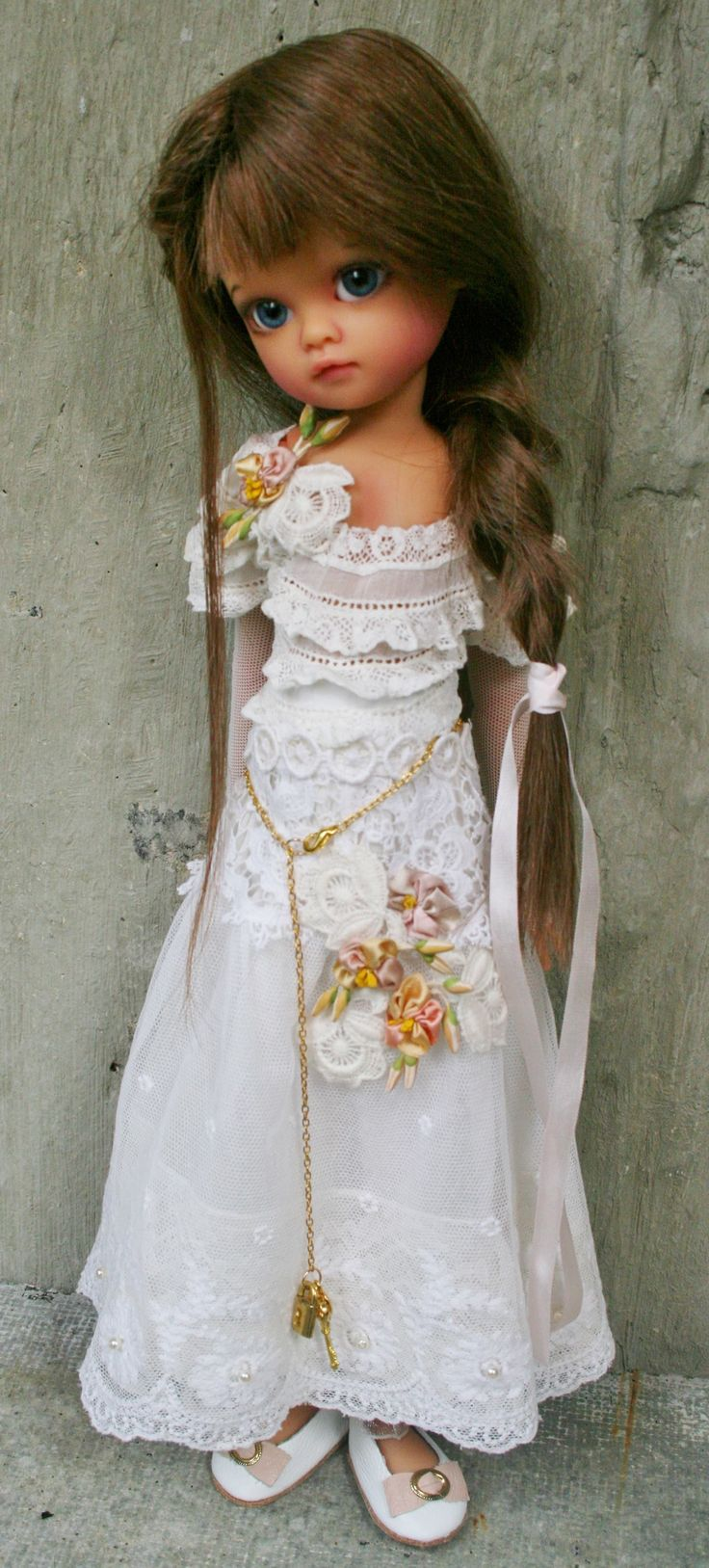 Cattelia: One of a Kind Ball Jointed Doll