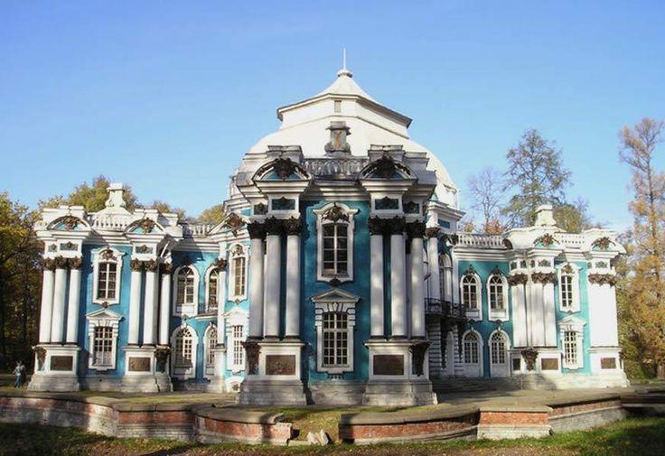 Архитектурно-ландшафтные узоры (Тверь - Торжок - Василево)