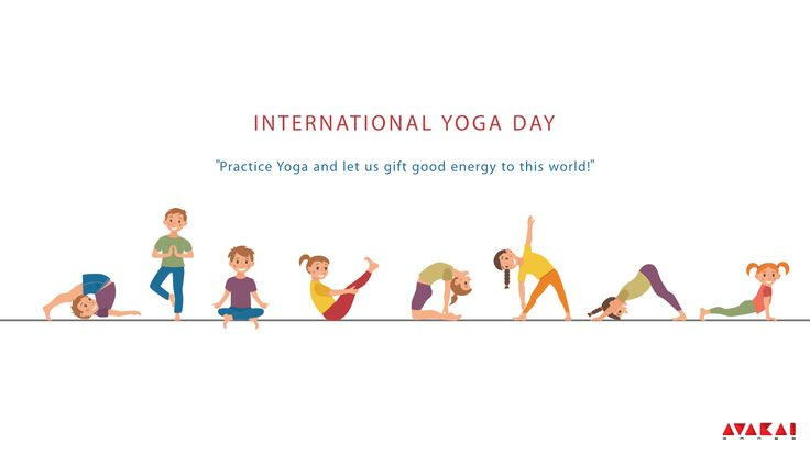 To perform every action artfully is yoga - Avakai Games #InternationalYogaDay