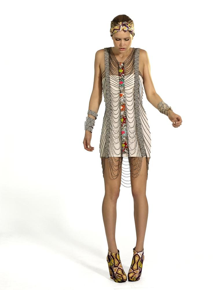 'SANGOMA' IXIAH Summer 2013 Collection