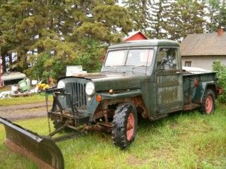 1947 Willys Jeep For Sale From Sherwood Park Alberta Edmonton