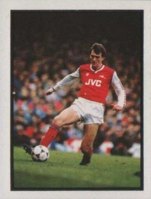 010 - Martin Hayes (Arsenal) - Spotted as a 14-year-old playing for Waltham Forest district team. League debut against Oxford in November 1985. Last season's top scorer with 24 goals.