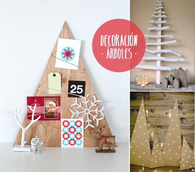 59 best christmas images on pinterest christmas things christmas diy and christmas ideas - Diy navidad decoracion ...
