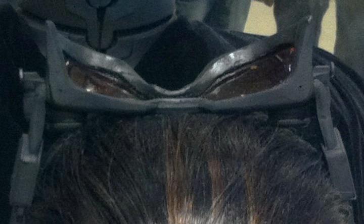 THE DARK KNIGHT RISES: Close Up Look At Bane, Batman And Catwoman's Costumes.