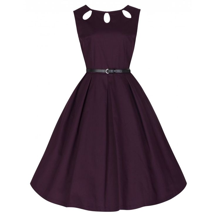 http://www.lindybop.co.uk/dresses-c1/lily-cute-and-classy-cut-out-neckline-50s-rockabilly-style-dress-in-damson-p1466