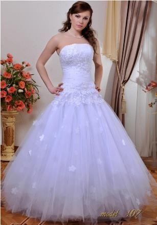 Свадебное платье самара