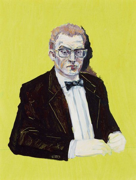 Samuel Rush Condon: What I would look like if I was John Safran :: Archibald Prize 2014 :: Art Gallery NSW