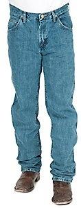Wrangler® Cowboy Cut Mid Stone Regular Fit Tall Jeans