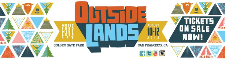 Outside Lands Fest: Neil Young & Crazy Horse, Jack white, Foo Fighters, Beck, Skrillex, Norah Jones....the list goes on