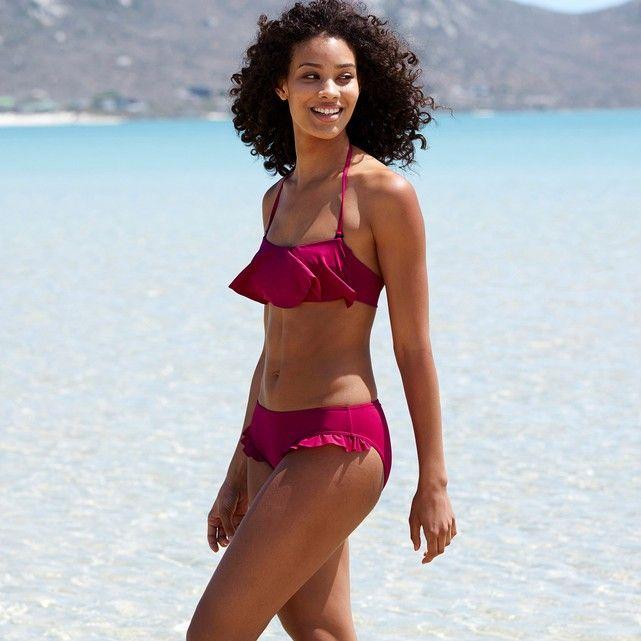 #maillotdebain#volant#lovesummerday  #bikini#volant#lovesummerday
