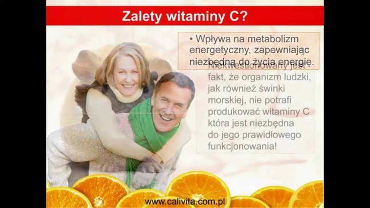Naturalna witamina C 300 Plus firmy CaliVita Film https://www.youtube.com/watch?v=0gY534P8pXk