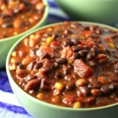 Slow Cooker Chili II | yummies | Pinterest
