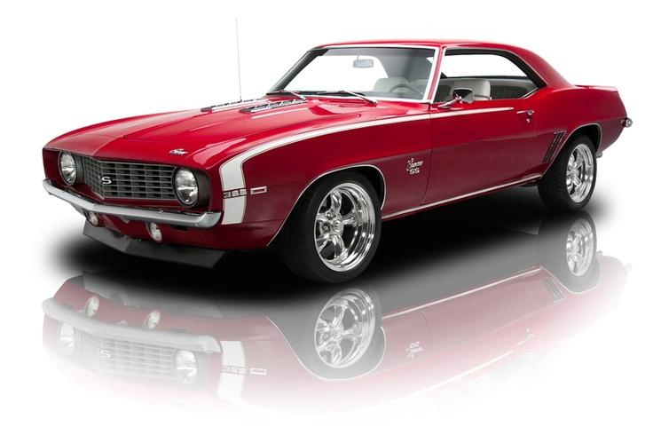 1969 Chevrolet Camaro Super Sport 396 V8 4 Speed