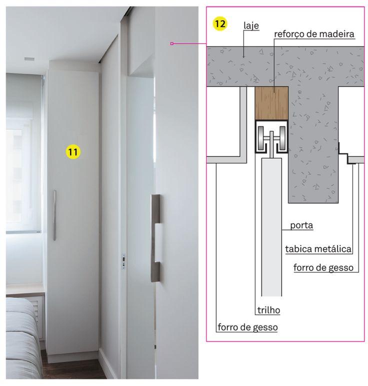 Apartamento reformado para mãe e filha morarem juntas novamente - Casa