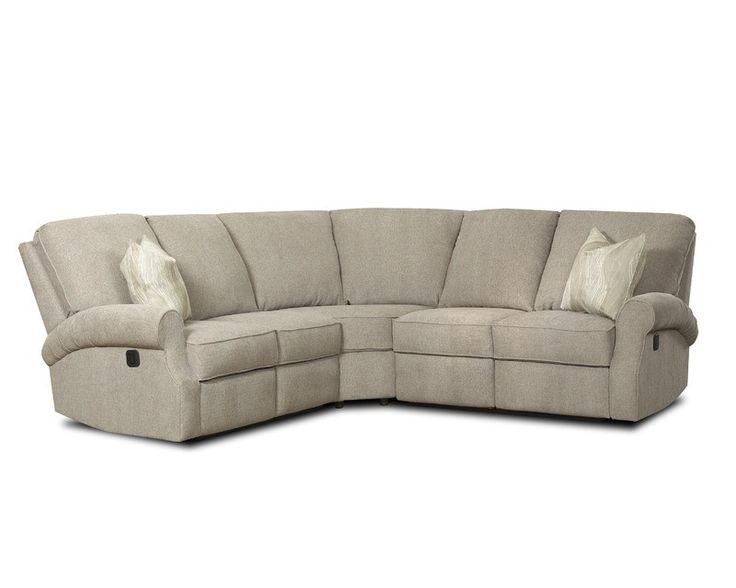 Anchorage Reclining Sectional 44903