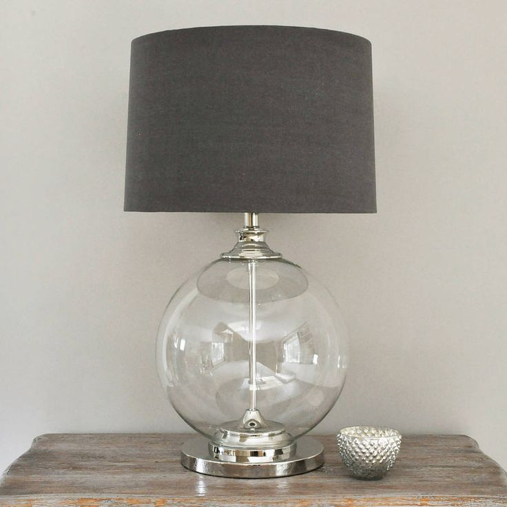 25 best ideas about table lamps on pinterest lamps for Bedside table lamp shades
