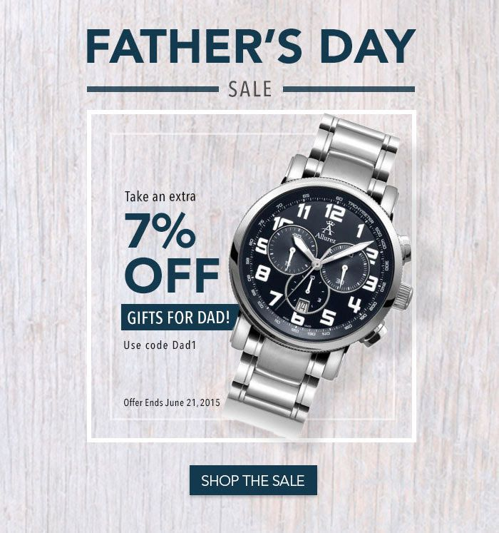 father's day sale 2015 canada