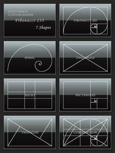 Die Werkzeuge des Bildbeschnitts: Fibonacci, Goldener Schnitt, Drittel-Regel
