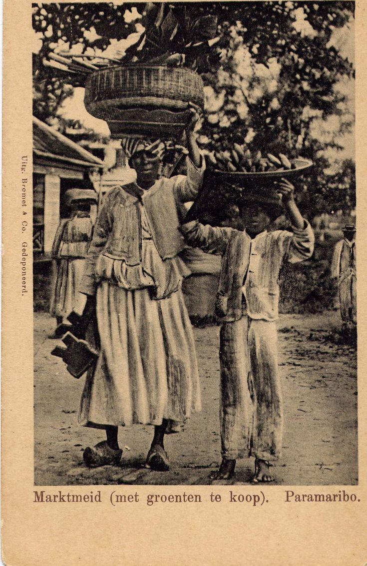 Postcards from Suriname « Buku – Bibliotheca Surinamica