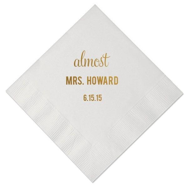 Best 25 Personalized Napkins Ideas Only On Pinterest Napkins For Wedding Wedding Preparation