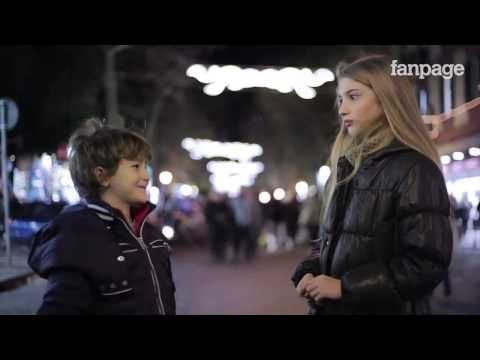 Coloque um garoto na frente de uma menina e peça para que bata nela. O resultado vai te emocionar. - Awebic