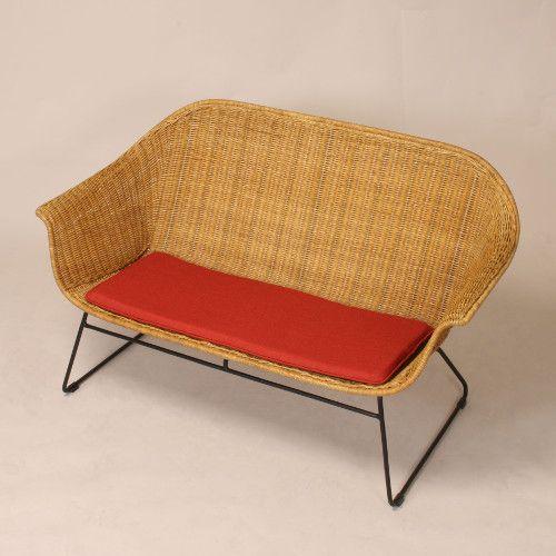 ラティール ソファ [ ロータイプ ] Rateel Sofa 2 seater - リグナセレクションのソファ通販 | リグナ