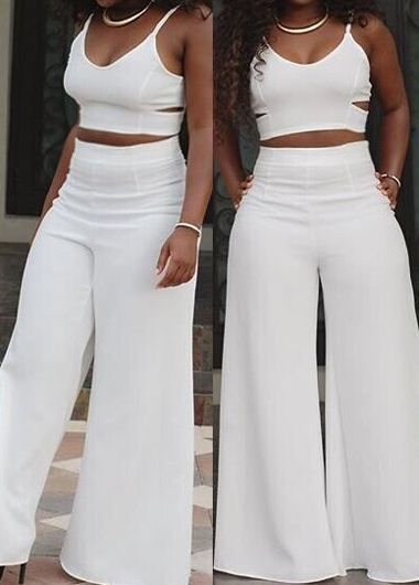 Loose Pants Crop Tops And Pants On Pinterest