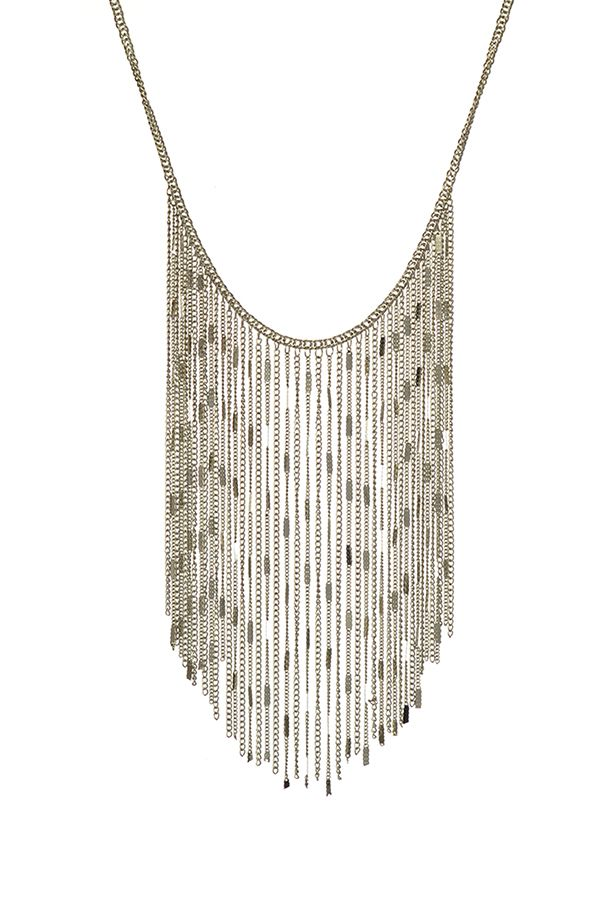 Harry and Zoe - Fringe Away Necklace, $15.00 (http://www.harryandzoe.com/fringe-away-necklace/)