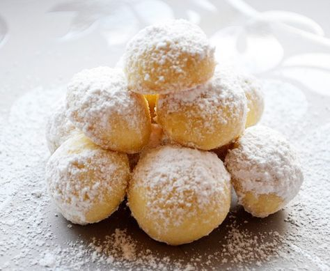 Wunderbare Vanille - Butterbusserl schmecken nach mehr und sind sehr beliebt in der Advent- und Weihnachtszeit. Ein süße Rezept zum Nachbacken.