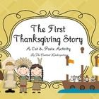 Free! A fun cut&paste activity to assess what your students know, plus teach them about the first Thanksgiving.  The children learn Thanksgivin...